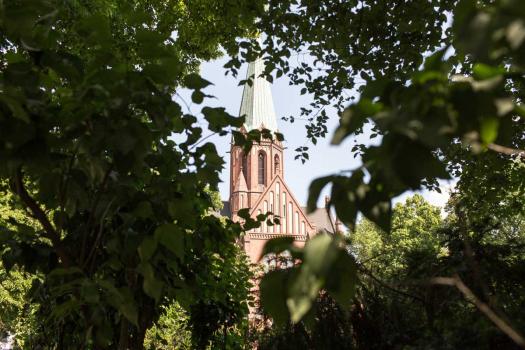 St. Ludwig Kirche Berlin