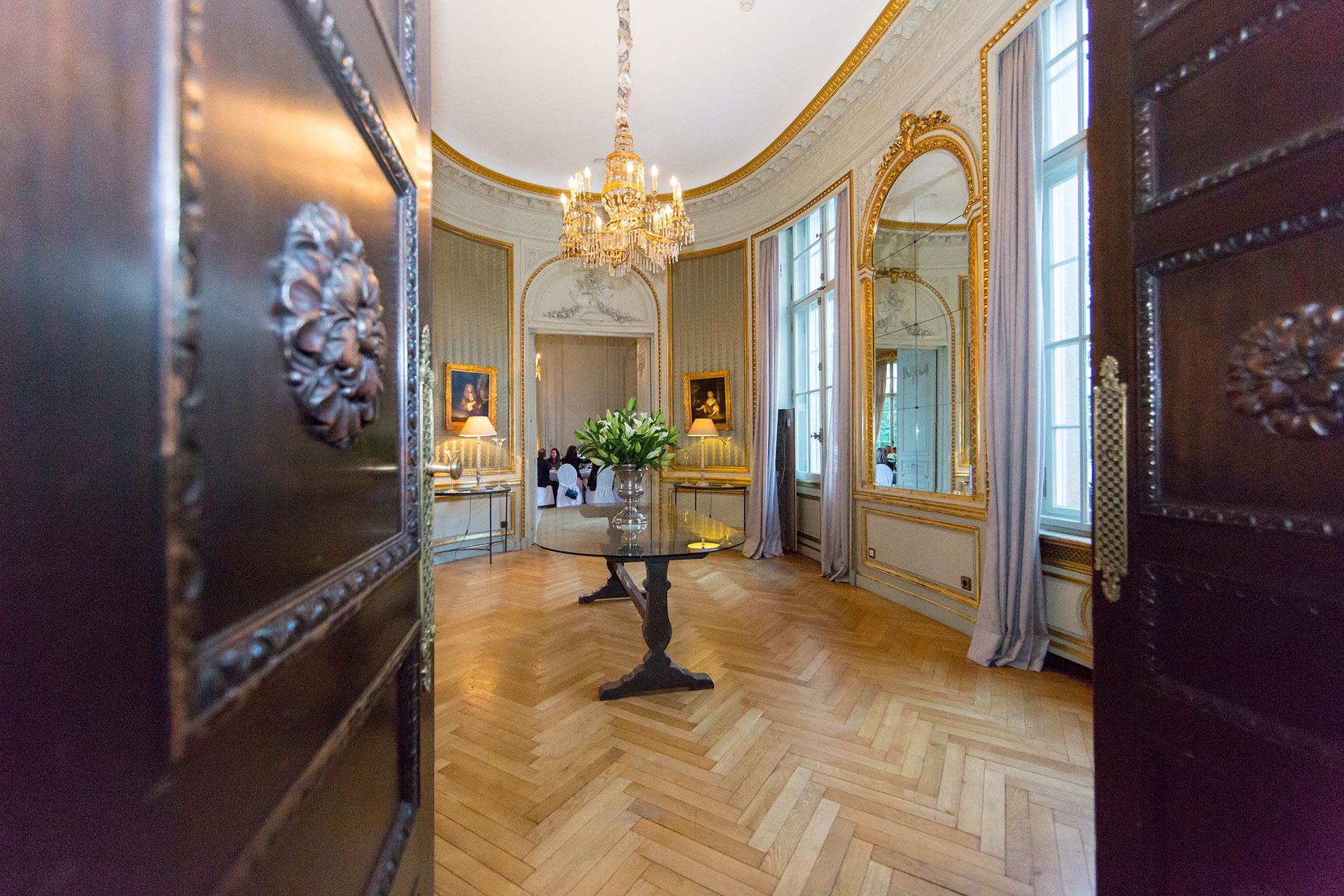 Hochzeit im Schlosshotel im Grunewald