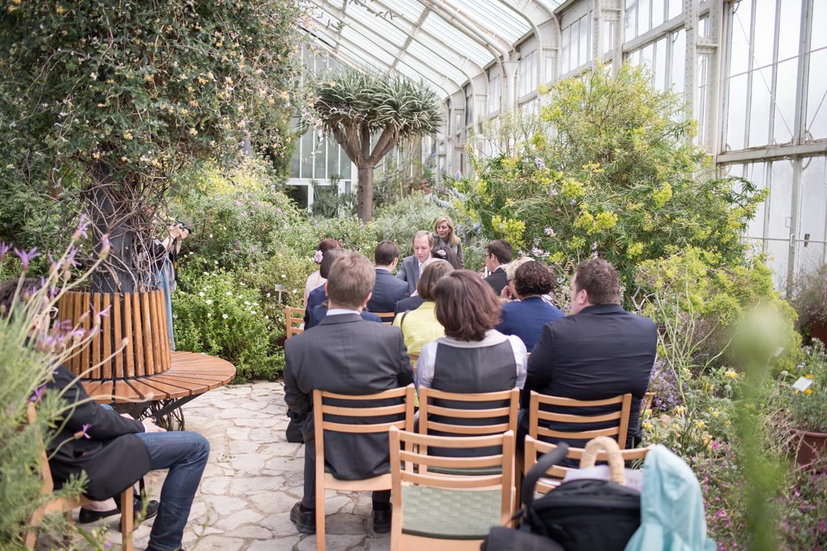 Hochzeit Botanischer Garten