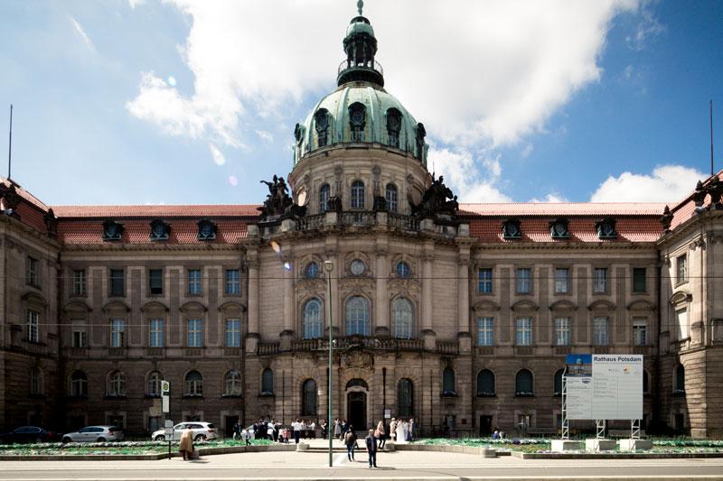 Standesamt Rathaus Potsdam