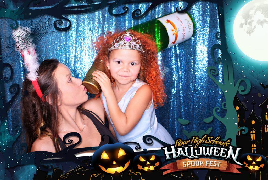 Die Fotobox – ein Spaßfaktor auf jeder Halloweenparty